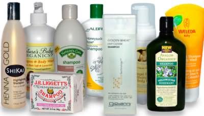 Для смывания масок рекомендуется использовать безсульфатные шампуни