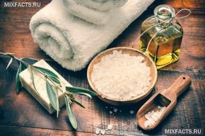 Как втирать соль в кожу головы от выпадения волос?