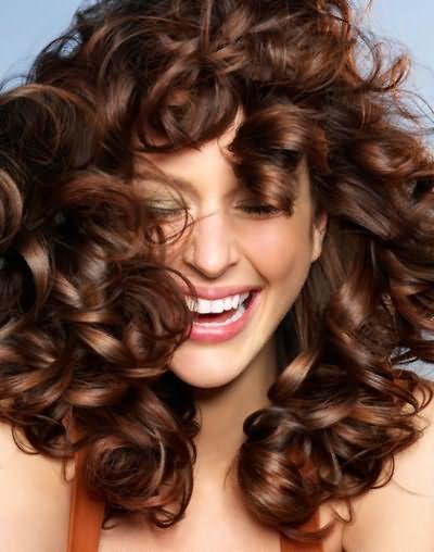 Завиток без ущерба структуре волос – мечта!