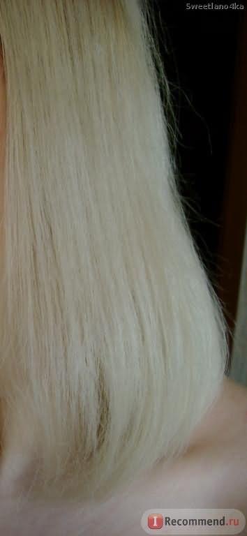 Спрей для волос Ив Роше / Yves Rocher Для объема с мальвой фото