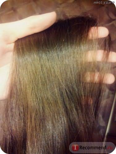 Спрей-уход для волос Gliss kur hair repair фото