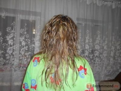 """Спрей-кондиционер Dove Hair Therapy экспресс """"Интенсивное восстановление"""" фото"""