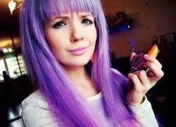 Спрей краска для волос цветная