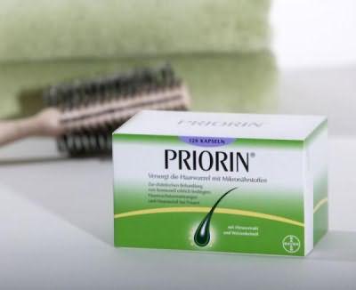 «Приорин» - заслуживающий внимания комплекс для волос