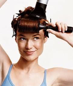 как создать объем тонким волосам