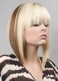 стрижка на тонкие редкие волосы круглое лицо 6