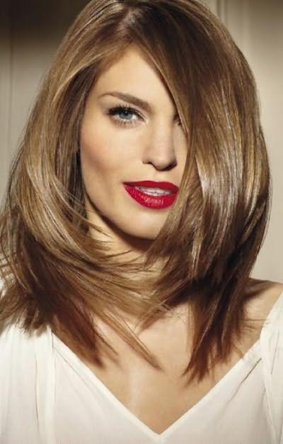 стрижки придающие объем волосам