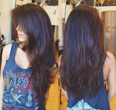 Рапсодия на длинные волосы