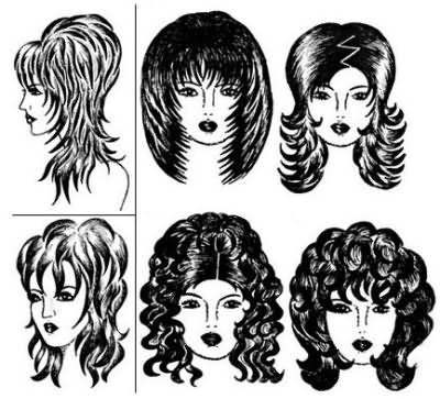 Способы укладки Рапсодии на прямых и волнистых волосах.