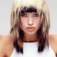 Стрижка рапсодия на средние волосы 2