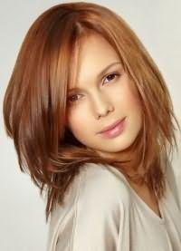 стрижка придающая объем тонким волосам 6