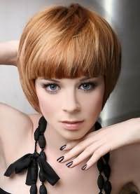 стрижка придающая объем тонким волосам 9
