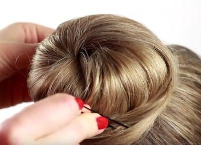 прически для тонких редких волос своими руками 10