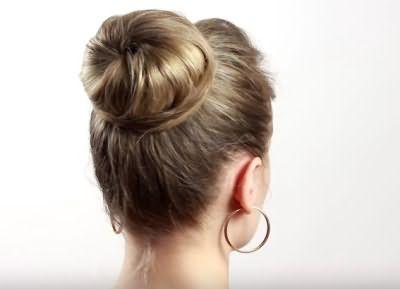 прически для тонких редких волос своими руками 11