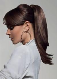 какие прически подходят для тонких редких волос 9