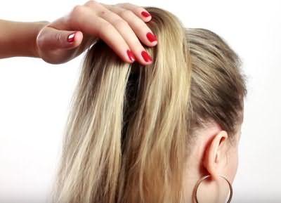 прически для тонких редких волос своими руками 5