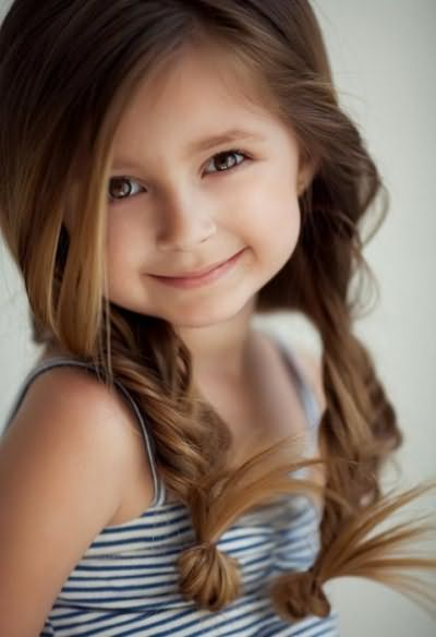стрижка для девочки 12 лет