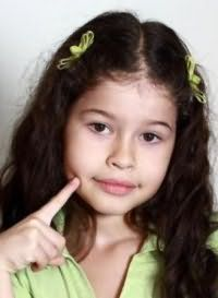 Красивая прическа для девочки 10 лет