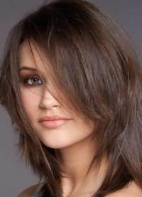 какая стрижка для тонких волос 2