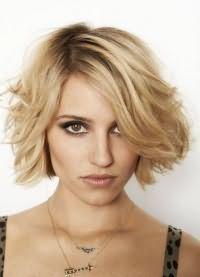 красивые стрижки на кудрявые волосы 8
