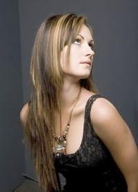 модные стрижки на длинные волосы 1
