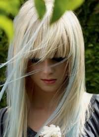 модные стрижки на длинные волосы 4