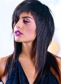 модные стрижки на длинные волосы 5