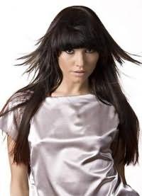 модные стрижки на длинные волосы 6