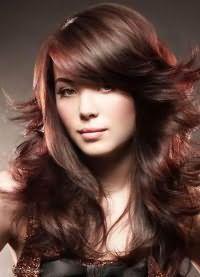 модные стрижки на длинные волосы 8
