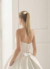 Модные свадебные прически 2016 11