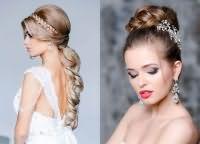 Модные свадебные прически 2016 3