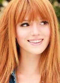 светло рыжий цвет волос кому идет 5