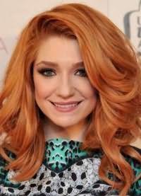 светло рыжий цвет волос кому идет 7