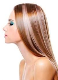 рыжий цвет волос с мелированием 6