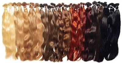 Волосам можно придать любой оттенок. Выбор за вами!