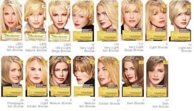 Широкая палитра разнообразных оттенков блонда может удовлетворить любой каприз.