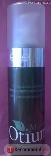 Сыворотка для волос Estel Otium Miracle контроль для секущихся кончиков фото