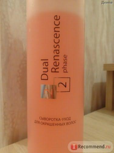 Спрей для волос Kapous Сыворотка-уход для окрашенных волос фото