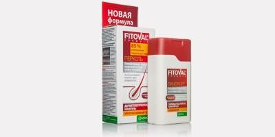 Шампунь Фитовал для лечения перхоти в домашних условиях