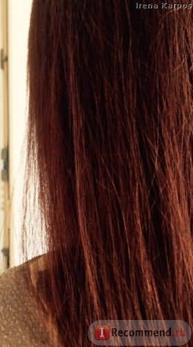 До процедуры. Так мои волосы выглядят при обычном уходе