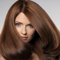 темно каштановые волосы5
