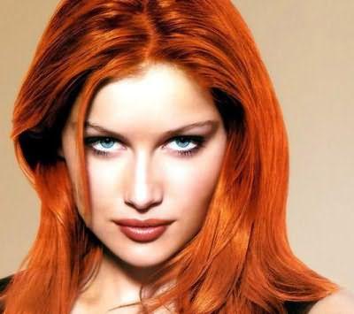 краска для волос рыжих цветов