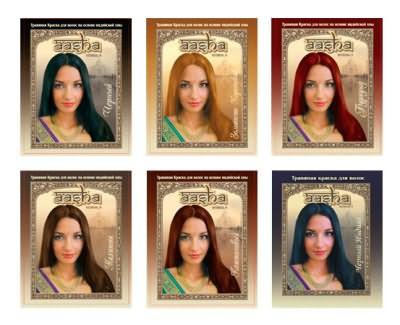 Многокомпонентная хна станет подсказкой тем, кто еще не знает, как перекрасить волосы из темного в рыжий