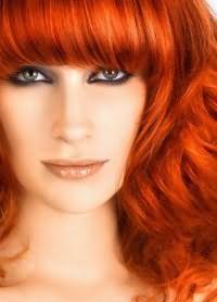 кому идет красный цвет волос 6