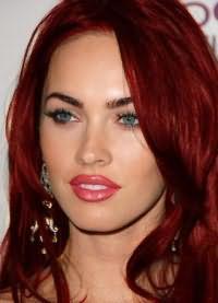 кому идет красный цвет волос 8