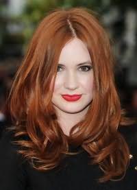 кому идет красный цвет волос 5