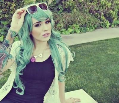 Зеленые волосы - как убрать?