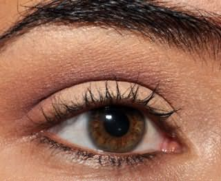Нейтральный, дневной и естественный макияж для карих глаз