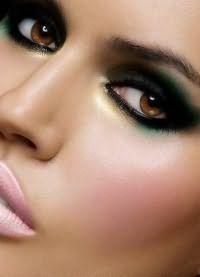какой цвет теней подходит к карим глазам 6