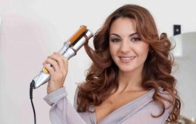 Термозащитные средства необходимы при горячей укладке волос